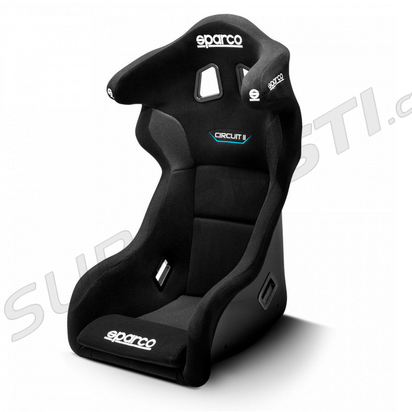 Závodní sedačka Sparco Circuit II QRT (ušák)