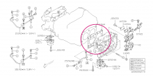 Těsnění pod hlavy EJ25 - Cosworth 0.78mm Impreza WRX/STI 2006-2018, Forester 2006-2014