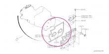 Těsnění víka ventilů – levá Impreza GT 99-2000