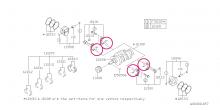 Kovaná ojniční ložiska ACL EJ20/EJ25 - 1.výbrus 0.25mm