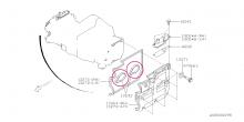 Těsnění víka ventilů – malé Impreza GT/WRX/STI, Forester 2003-2012, Legacy/Outback 2003+