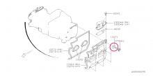 Podložka, těsnění ventilového víka Impreza GT/WRX/STI