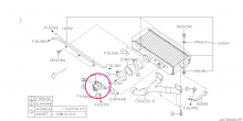 BOV ventil Turbosmart VEE Port