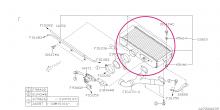 Intercooler Impreza STI Spec C