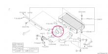 Hadice intercooler / klapka