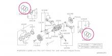 Sada pístních kruhů Boxer Diesel 20EE