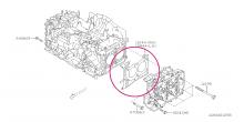 Těsnění pod hlavy EE20 1.05mm – levé