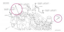 Žhavící svíčka Boxer Diesel Impreza 2010+, Forester 2010+, Legacy 2010+