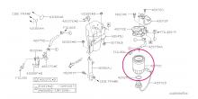 Palivový filtr Boxer Diesel Impreza, Forester, Legacy / Outback