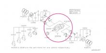 Kliková hřídel Spec C EJ20 Impreza GT/WRX/STI/N12/N14