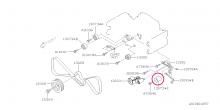 Kladka rozvodů Impreza GT/WRX/STI, Forester, Legacy/Outback
