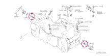 Zapalovací svíčka Denso Iridium Racing pro EJ20 (teplota 9)