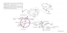 Pevné uložení motoru – sk. N (pravé) Impreza GT/WRX/STI 1992-2018