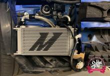 Olejový chladič s termostatem Mishimoto Impreza 2008-2014 - černý