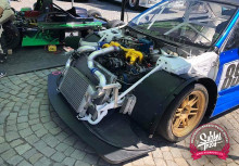 Sací parohy Cosworth EJ20, EJ25 Impreza WRX STI 2001-2018